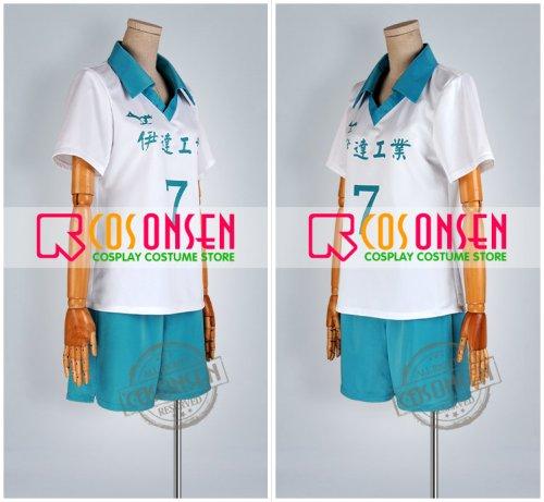 他の写真2: ハイキュー 伊達工業ユニフォーム コスプレ衣装