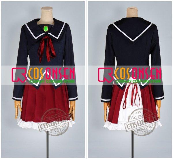 画像2: K 雪染菊理 葦中学園女子制服 コスプレ衣装