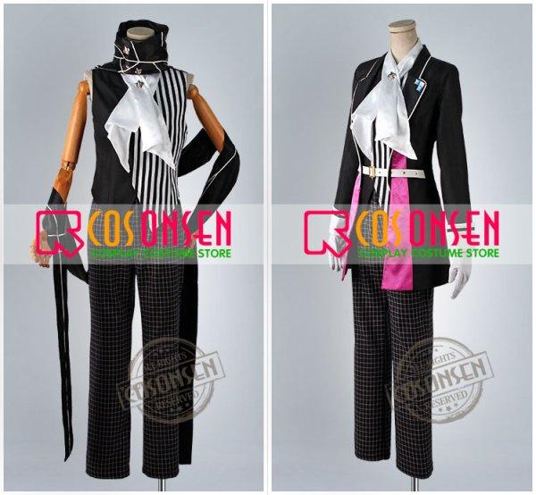 画像4: DIABOLIK LOVERS 月浪カルラ コスプレ衣装販売 コスプレ衣装