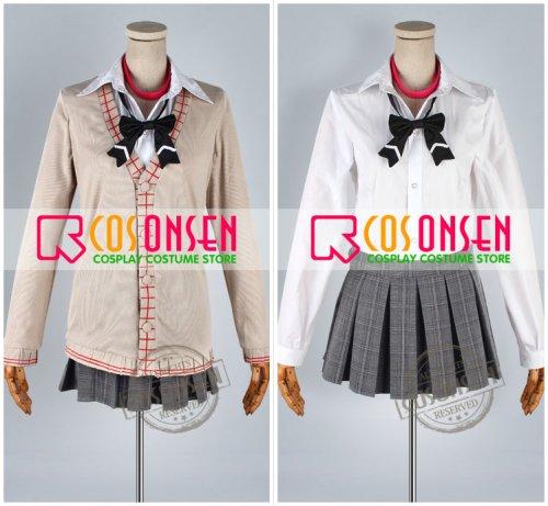 他の写真1: 学園K 葦中学園高校女子制服 ネコ 大野花沙耶 コスプレ衣装