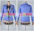 画像2: 学園K 葦中学園高校女子制服 ネコ 大野花沙耶 コスプレ衣装 (2)