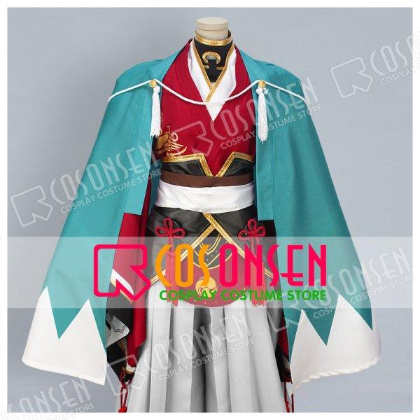 刀剣乱舞 和泉守兼定 コスプレ衣装 修正版