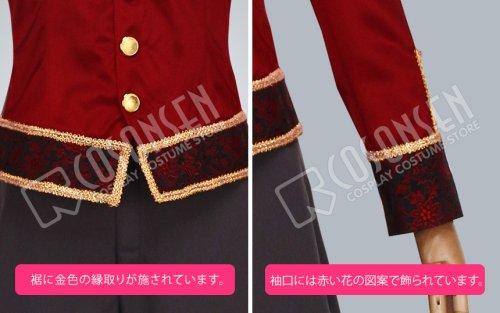他の写真2: 刀剣乱舞 ミュージカル2部ライブ衣装 加州清光 コスプレ衣装