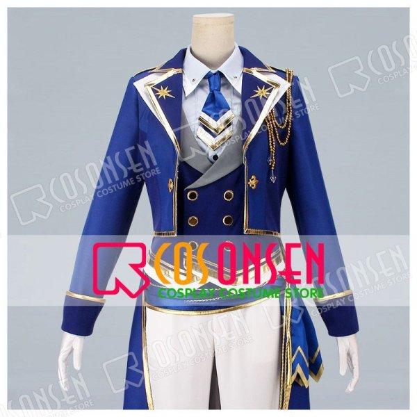 画像1: あんさんぶるスターズ! 光輝★騎士たちのスターライトフェスティバル 瀬名泉 コスプレ衣装