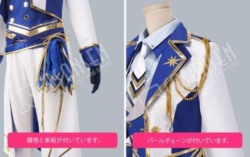 他の写真2: あんさんぶるスターズ! 光輝★騎士たちのスターライトフェスティバル 朱桜司 コスプレ衣装