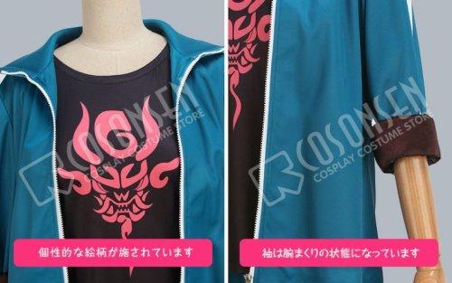 他の写真1: 刀剣乱舞 ソハヤノツルキ 内番 コスプレ衣装