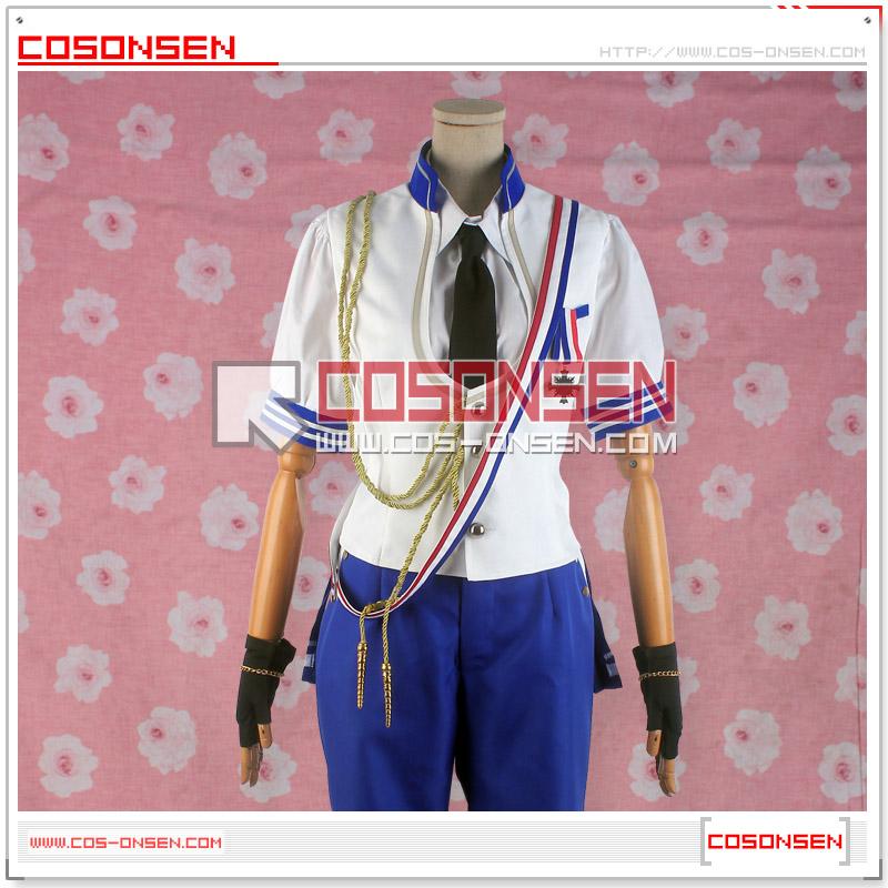 MARGINAL#4 藍羽ルイ コスプレ衣装