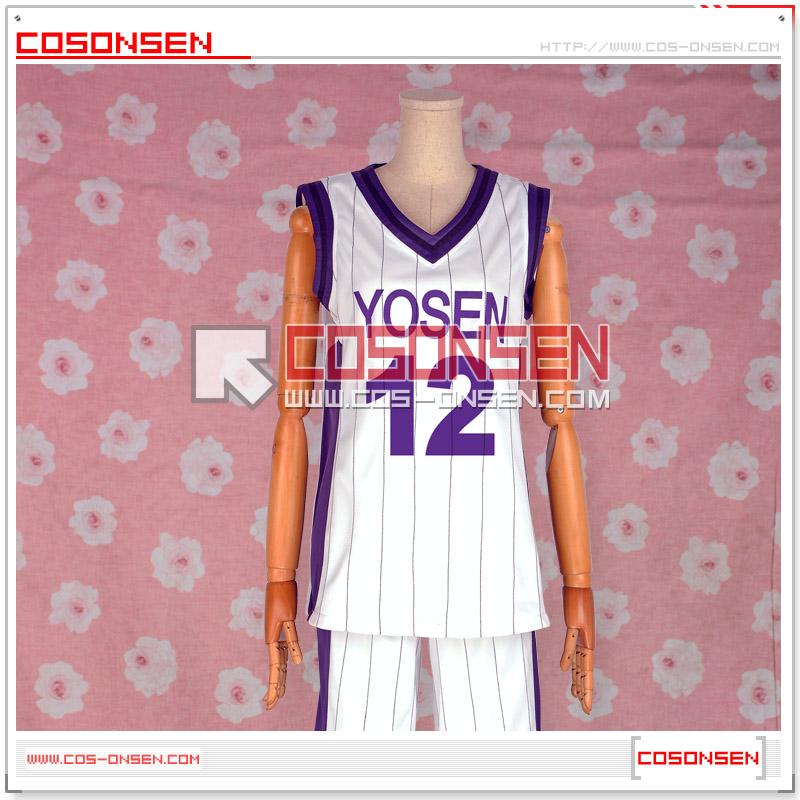 陽泉高校 ユニフォウム氷室辰也 紫色12号