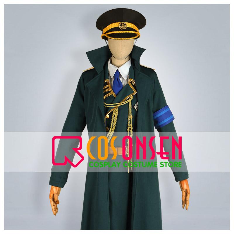 K   宗像礼司  spoon軍服衣装 別冊spoon2Divol.35  コスプレ衣装