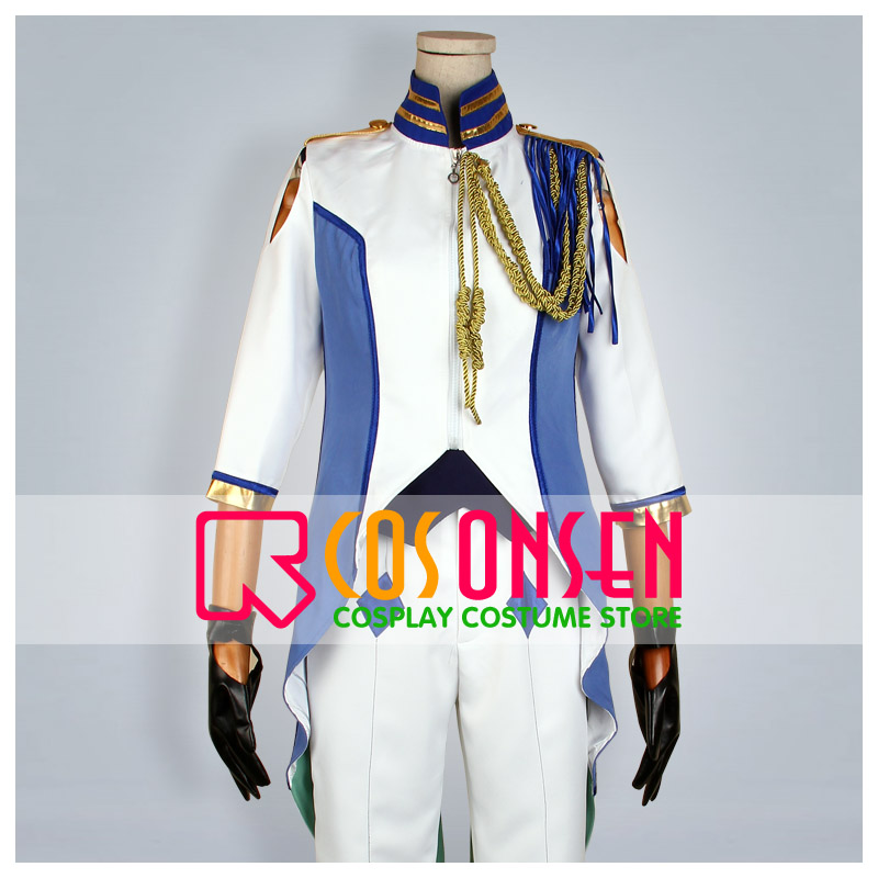 うたの☆プリンスさまっ♪マジLOVE2000% 聖川真斗 舞台装 コスプレ衣装