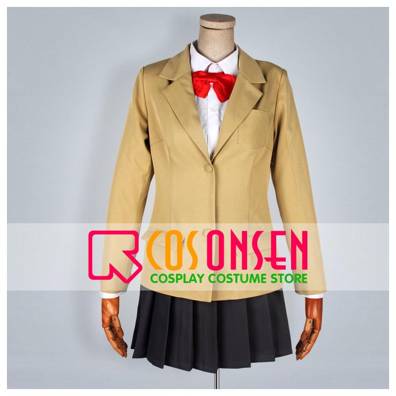 進撃!巨人中学校 女子制服  コスプレ衣装