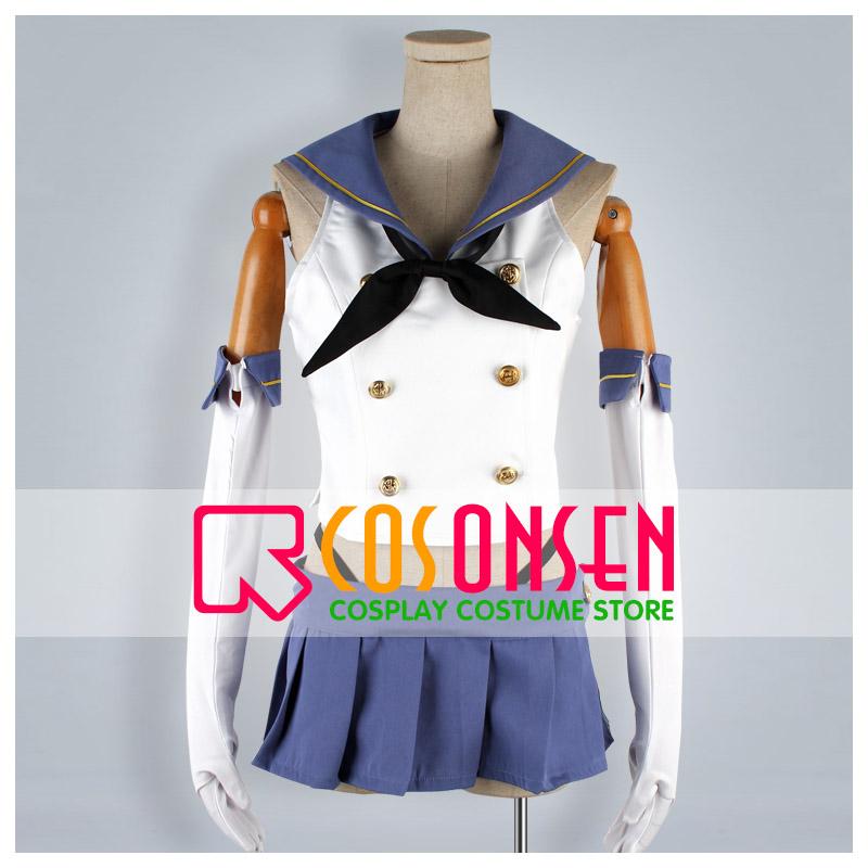 艦隊これくしょん -艦これ- 島風 コスプレ衣装
