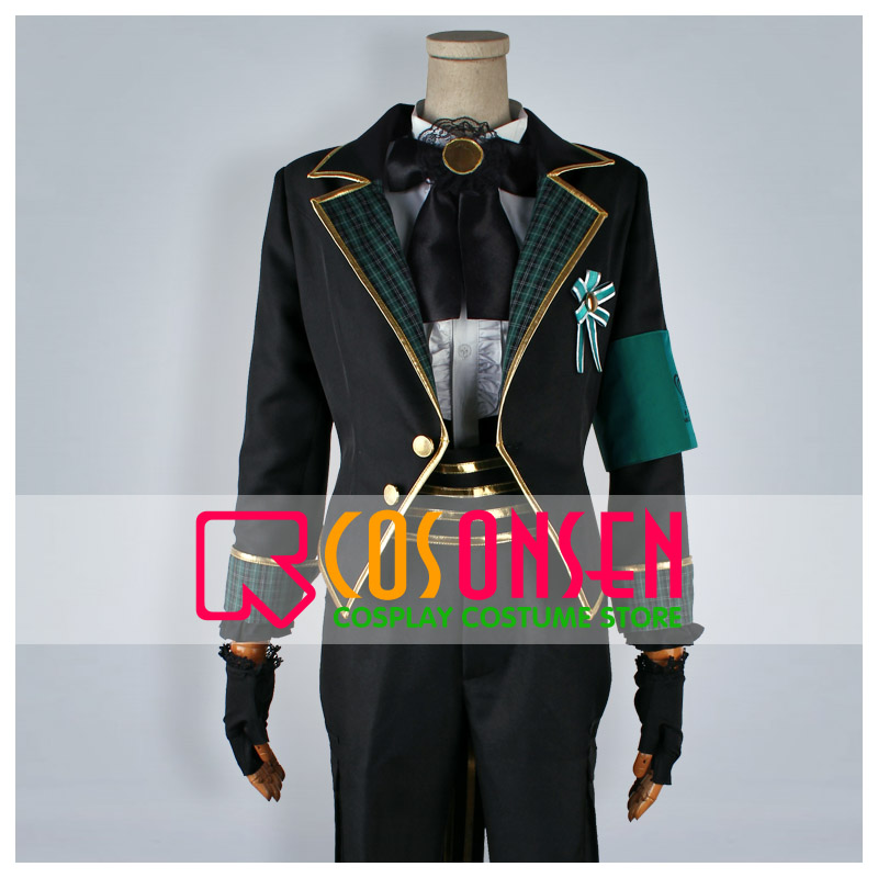 MARGINAL#4 藍羽ルイ MASQUERADE コスプレ衣装