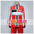 テニスの王子様 U-17選抜 赤ジャージ セット 2点 コスプレ衣装