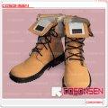 TIGER&BUNNY  折紙サイクロン  コスプレ靴ブーツ