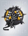 Overwatch オーバーウォッチ ジャンクラット (Junkrat) リップ・タイヤ トータル・メイヘム コスプレ道具 80cm