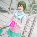A3!(エースリー) 初恋甲子園 2期PV 夏組 瑠璃川幸 チアリーダー コスプレ衣装