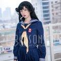 今日から俺は 京子 学生服 スケバン セーラー服 コスプレ衣装 ロングスカート