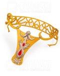 ゴブリンスレイヤー 剣の乙女 腰飾り コスプレ道具 ウェスト100CM