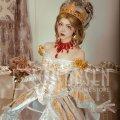 第五人格 IdentityV 血祭り 血の女王 マリー コスプレ衣装