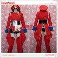 マクロスFRONTIER マクロスフロンティア 24話 赤色 軍服 コスプレ衣装