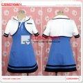 ときめきメモリアルGS2 はばたき学園 女子制服 夏 コスプレ衣装